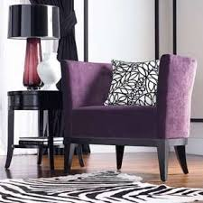 Purple Accent Chair Paolo Purple Accent Chair The Chair That Adds Style To A Room