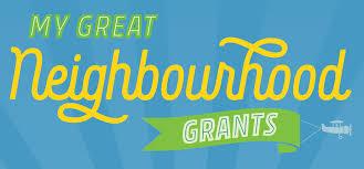 my great neighbourhood grant program victoria