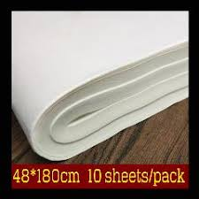 10 sheets pack chinese for painting paper water color paper oil
