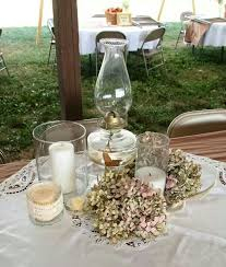 Lamp Centerpieces For Weddings by 17 Best Breannes Table Decorations Images On Pinterest Marriage