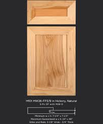 Cabinet Door Company M101 Mw26 Fp3 8 Hickory Taylorcraft Cabinet Door Company