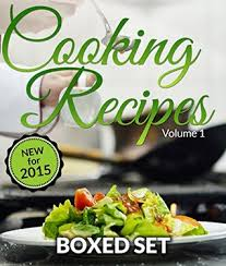 cooking recipes volume 1 superfoods raw food diet and detox