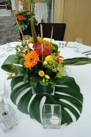 Flowers For Home Decor by Decor Tropical Wedding Decor Interior Design For Home Remodeling