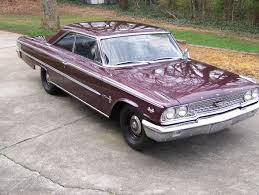 63 u002767 ford mercury 427
