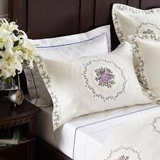 fontainebleau cotton quilt set by calla 3