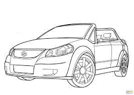 suzuki makai coloring page free printable coloring pages