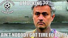 Mourinho Meme - 12 memes of chelsea jose mourinho parking the bus sportige