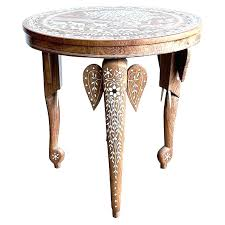 Moroccan Side Table Moroccan Side Table Lamp Ebay Tables For Sale Inlaid With Mother