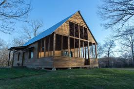 Modern Cabin by Meet The First Acre Home A Modern Cabin An Efficient Classic