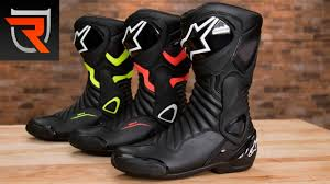 motorcycle boot protector alpinestars smx 6 v2 drystar motorcycle boots product spotlight