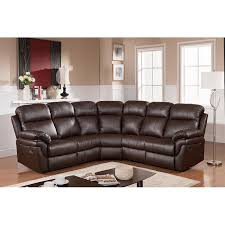 Amax Leather Furniture High Quality Top Grain Leather At Amax Leather Camino Top Grain Leather Reclining Sectional Hayneedle
