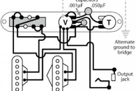fender telecaster 3 way wire diagram wiring diagrams