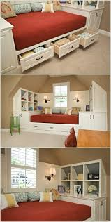 Bedroom Cupboards For Small Room Best 25 Built In Bed Ideas Only On Pinterest Buy Bedroom Set