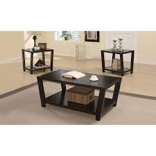 signature design by ashley mallacar 3 piece coffee table set