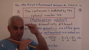 famousmathprobs19a the most fundamental and important problem in