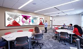 Interior Design Jobs Ohio by 18th Avenue Library Research Commons Bhdp Architecture