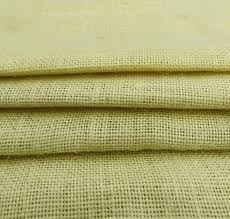 indian fabric beige jute burlap rustic fabric home decor fabric