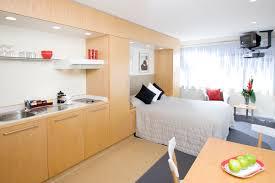 furniture interior kitchen simple studio apartment design ideas
