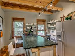 Kitchen 324 Okc Downtown Carriage House Studio Dream Homeaway Central