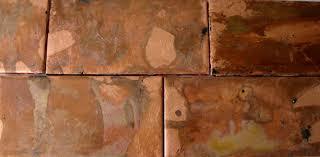 copper tiles for kitchen backsplash kitchen delighful copper tiles for kitchen backsplash exciting