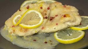 suprema di pollo di pollo al limone