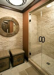 Natural Stone Bathroom Tile Natural Stone Tile Bathroom Home Design Home Design