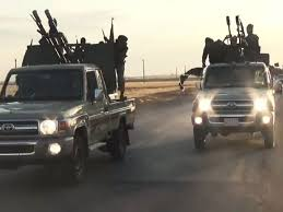 toyota trucks usa us officials ask how isis got so many toyota trucks abc news