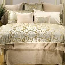 metallic gold bedding wayfair