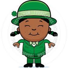 child leprechaun by cory thoman toon vectors eps 4814
