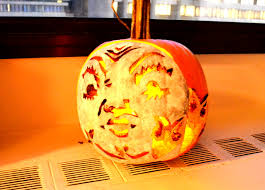 halloween party tutorials u2013 painted pumpkins