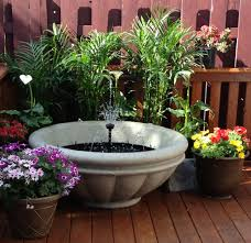 water fountain for deck projects inspiration 16 best 25 backyard