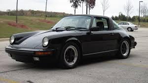 1986 porsche 911 targa 1986 porsche 911 targa black black 49 908 sold