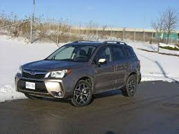 subaru forester is bigger for 2014 but still bland the globe