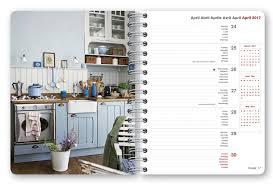 Landhausk He Country House 2017 Landhaus 2017 Buchkalender Taschenkalender