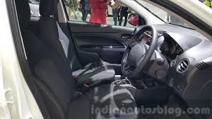 mirage mitsubishi 2015 interior mitsubishi mirage facelift interior at 2015 thailand motor expo