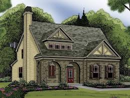 european cottage house plans european cottage hwbdo62848 tudor from builderhouseplans