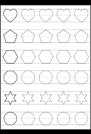 ideas about free preschool tracing worksheets easy worksheet ideas