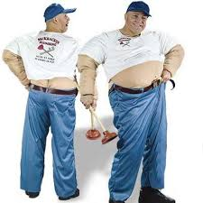 mccrackin u0027 plumber men u0027s costume