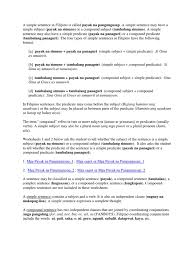 compound subject and predicate worksheet worksheets