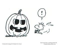 coloring pages snoopy halloween coloring pages kids 152756
