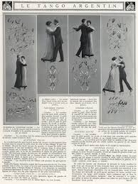 Poser Du Quick Step Library Of Dance Early Tango