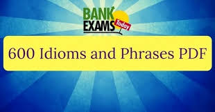 Count Your Chicken Before They Hatch Pdf 600 Idioms And Phrases Pdf Bank Exams Today