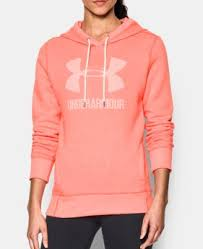 women u0027s orange tops under armour us