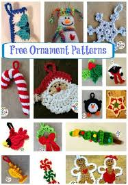 427 best crochet ornaments images on pinterest christmas ideas