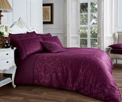 Premium Duvet Covers Luxurious Vincenza Duvet Set Quilt Cover Bedding Set With Pillow