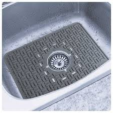 sink mats with drain hole sink mats with drain hole collection also incredible kitchen images