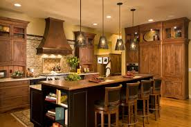 Rustic Island Lighting Wonderful Rustic Kitchen Island Light Fixtures Choosing Best