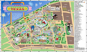state fair map the state fair of 1991