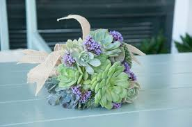 how to make a wedding bouquet how to make a succulent wedding bouquet