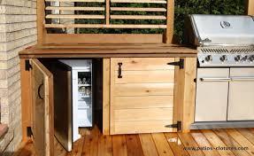 cuisines ext駻ieures cuisines extérieures archives patios en bois